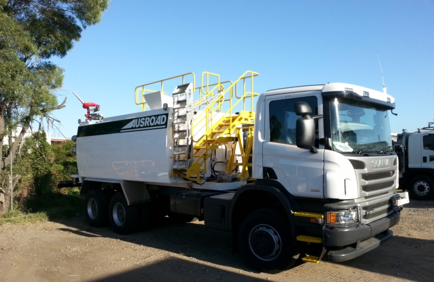 Scania Water Truck